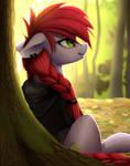 Forest Pony
