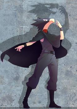 Fumikage Tokoyami (Boku no Hero Academia)