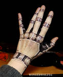 Android Hand Bodypaint