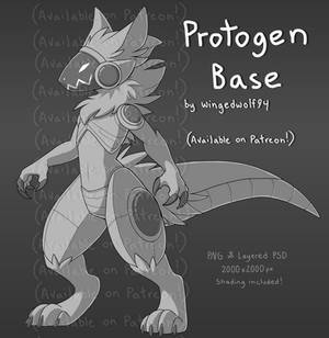 Protogen Base (Available to Patrons!)