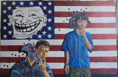 False Flag Nation by rawtheory