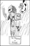 The Predator VS Mowgli