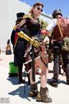 Steampunk Girly Armor