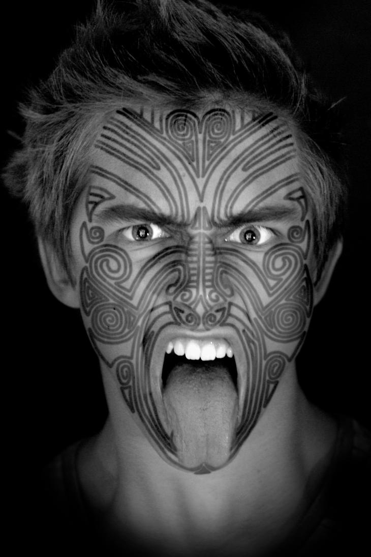 Ta Moko By Zanefoster On DeviantArt