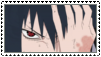 Sasuke glare stamp by xaiGatomon