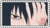Sasuke glare stamp by FluffyXai
