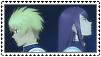 YuriXFlynn stamp by xaiGatomon