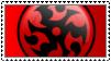 Xai's sharingan stamp by xaiGatomon