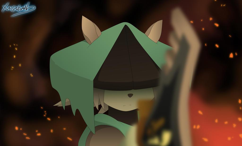 I am Dust by xaiGatomon