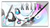 KRITA stamp by FluffyXai
