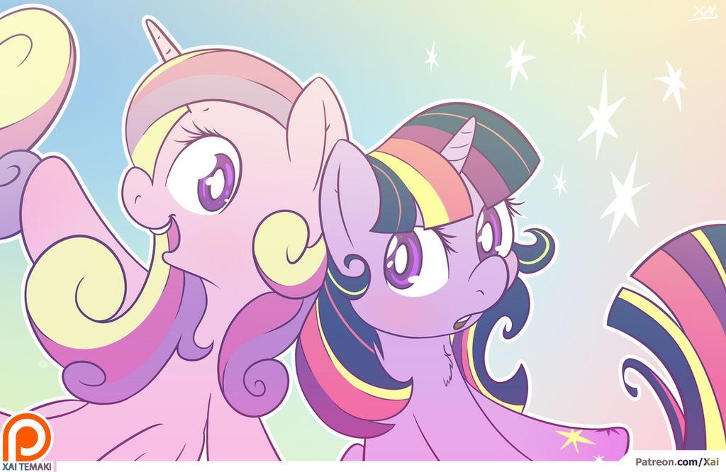 Pretty Pastel Princesses