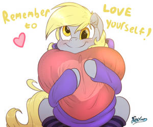 Love Yourself by FluffyXai