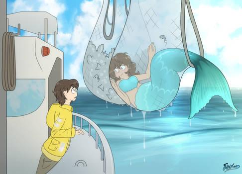 Caught a Mermaid
