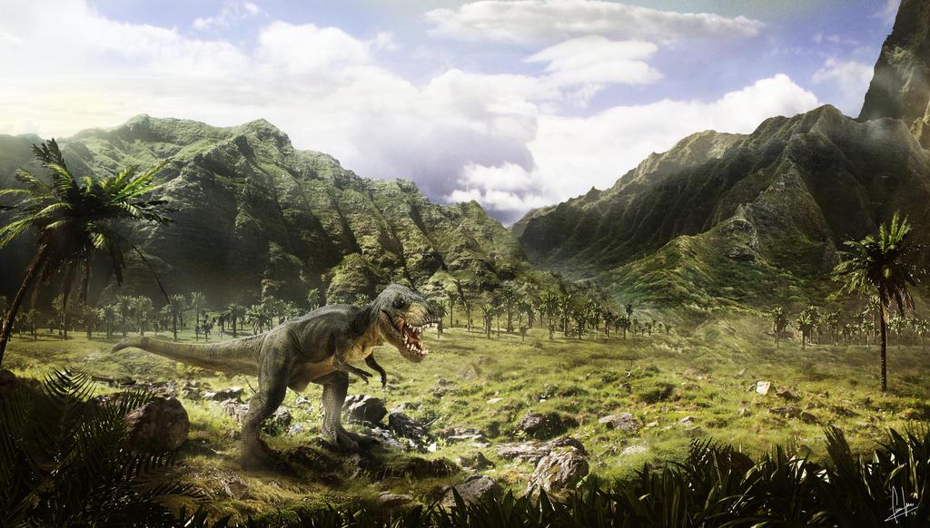 Jurassic by CordobezWeee