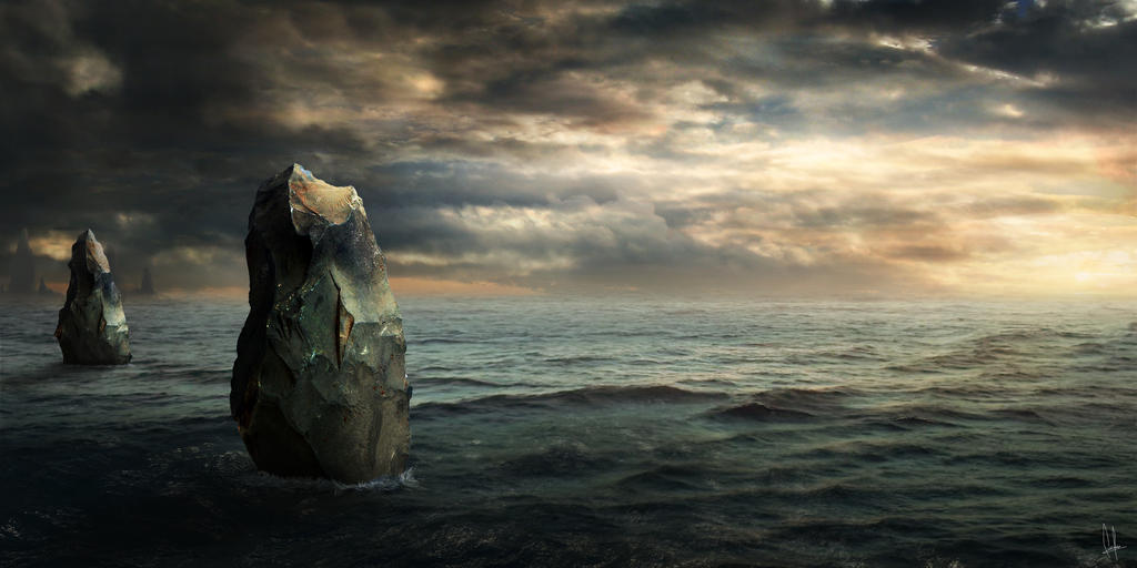 Ocean by CordobezWeee
