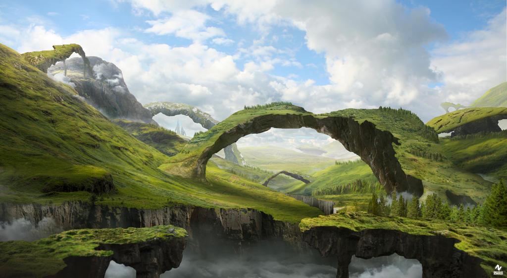 New World by CordobezWeee