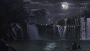 The WaterFall Night