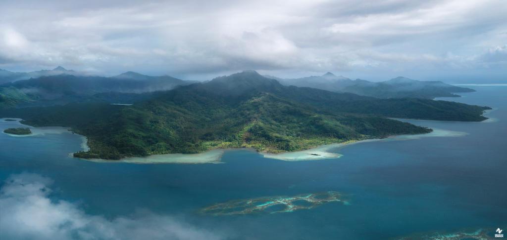 Island by CordobezWeee
