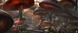 Mushroom World