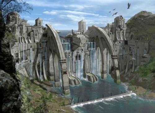 Dragon dam by tasmax2