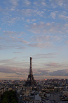 - La Tour Eiffel -