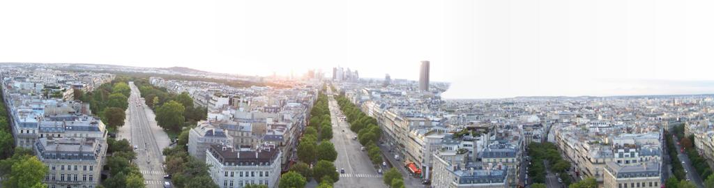 - View of Paris -