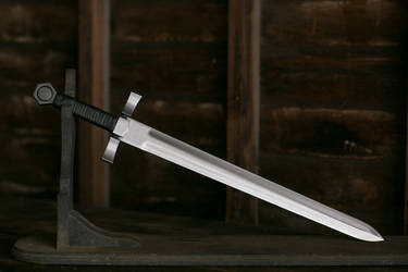 Gothic Short Sword by ArchangelSteelcrafts
