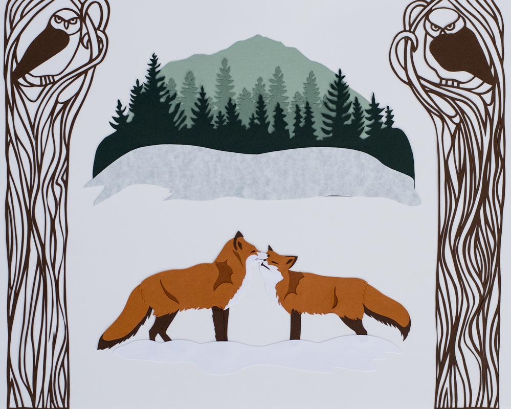 Winter by singing-hallelujah