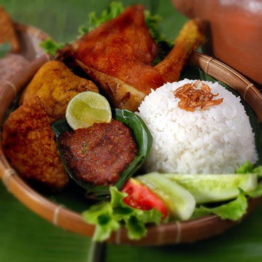 Uduk Rice by Ronaldpanda