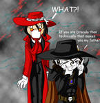 Musing of D and Alucard