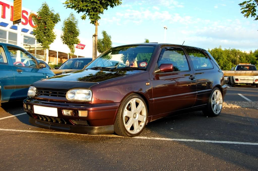 volkswagen golf MK3 mulberry VR6 by shaggly on DeviantArt Golf With Friends Free Download