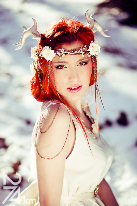 The Deer princess by Costurero-Real on DeviantArt