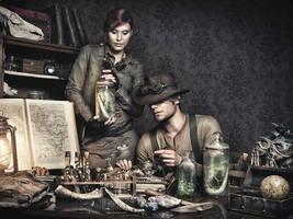 The arqueologist