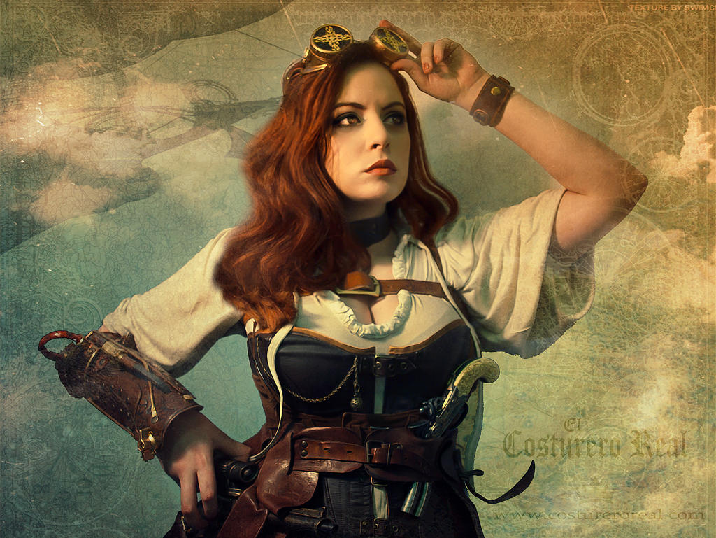 Air pirate girl by Costurero-Real on DeviantArt - photo#42