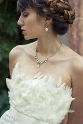 The Swan princess dress 3