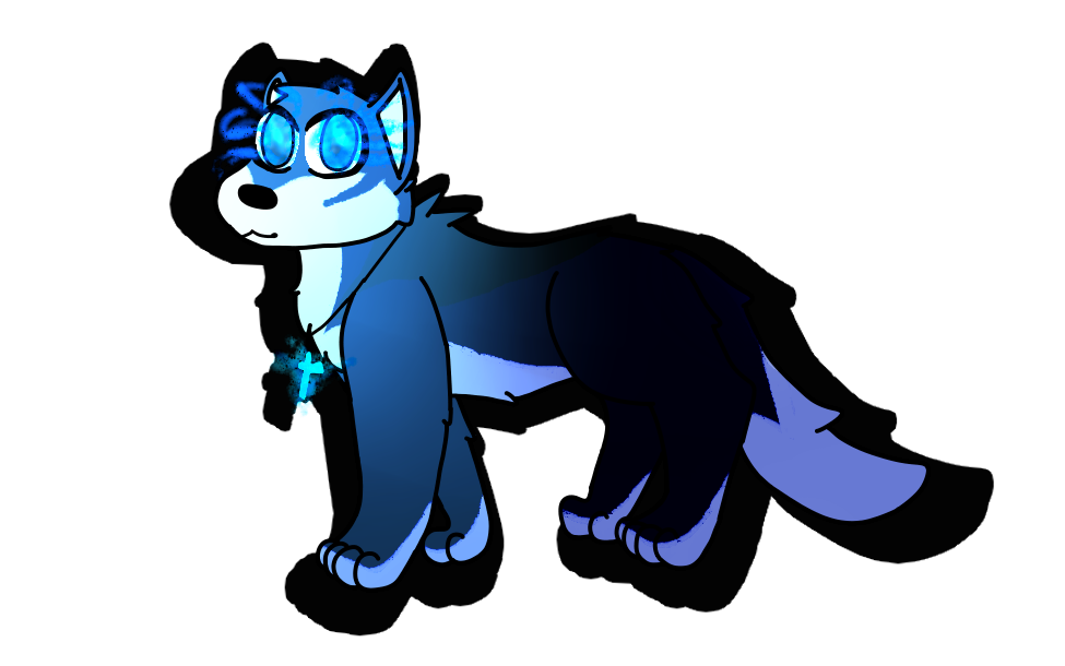.:. Everything Is Blue .:. [Comm] by CH0C0L4T3CH1P