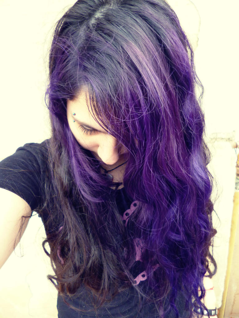 Image Result For Plum Hair Color
