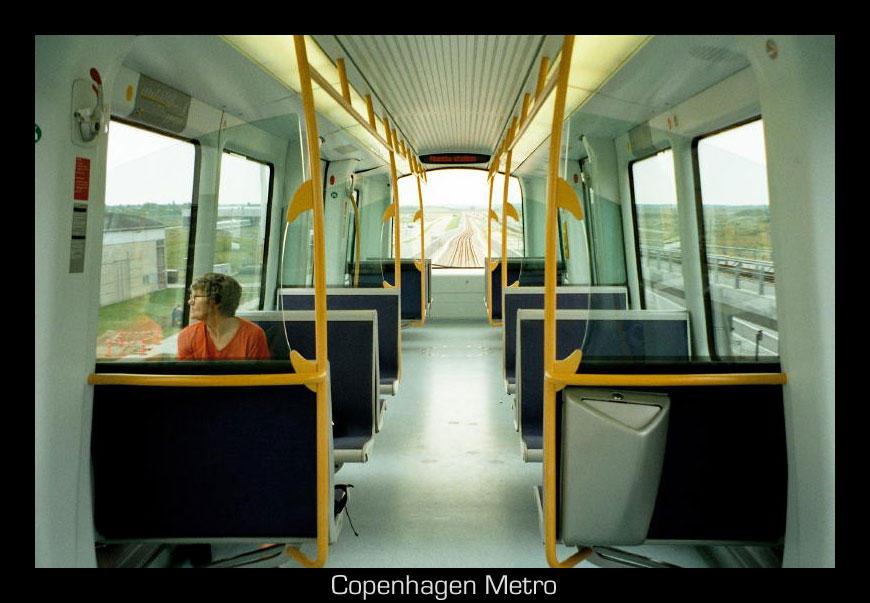 Metro by danzka