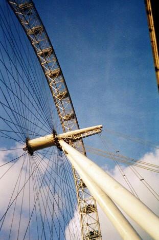 The London Eye by danzka