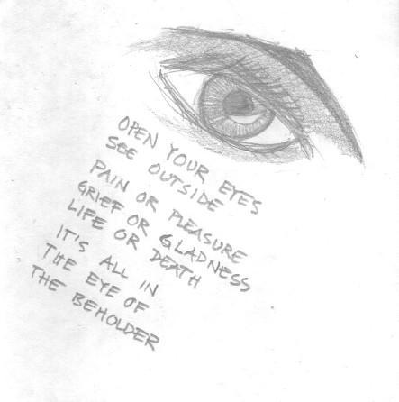Eye of the Beholder by danzka