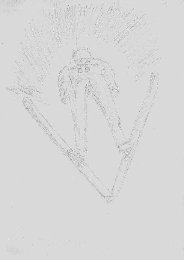 Ski Jumper by danzka