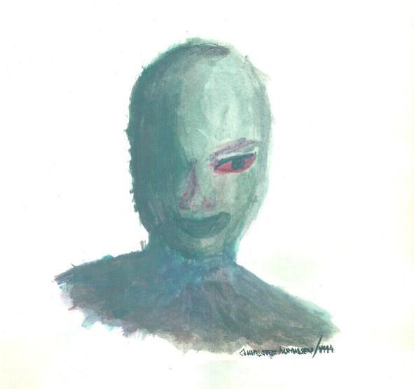 Wicked Red Eye by danzka