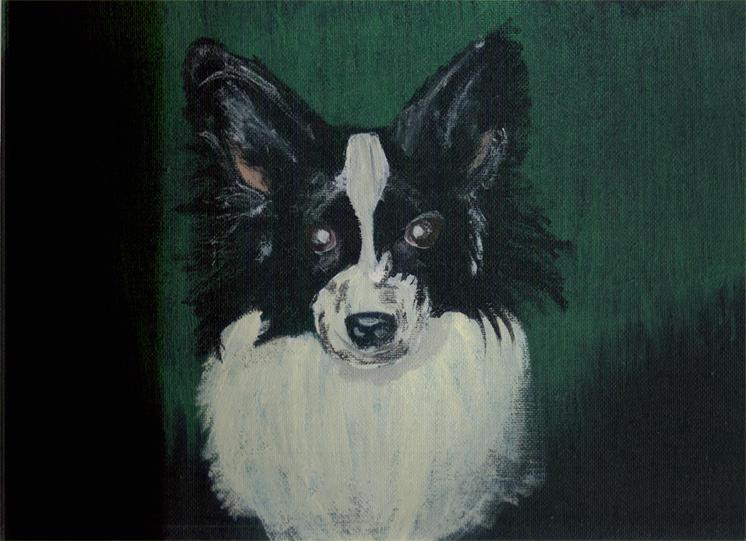 Devilish Dog by danzka