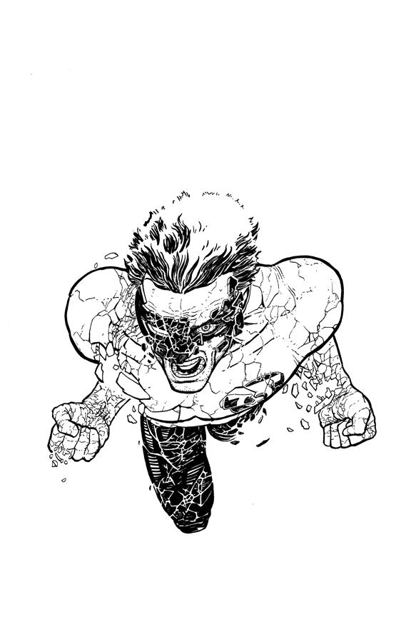 Green Lantern New Gaurdians #17 Cover by AaronKuder