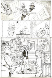 magic-man page one by AaronKuder