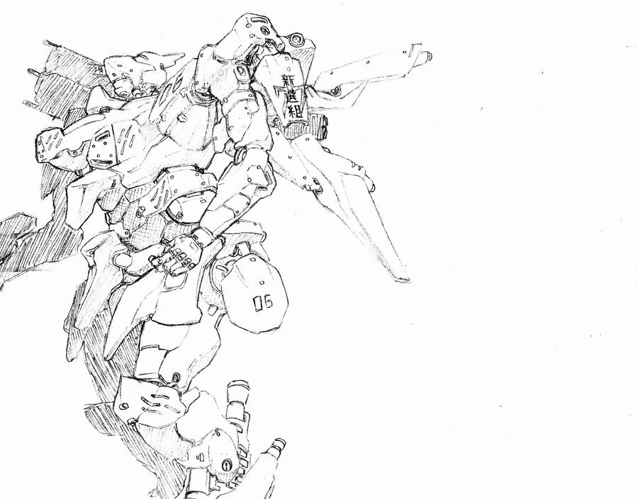 Hellraiser by shinsengumi77