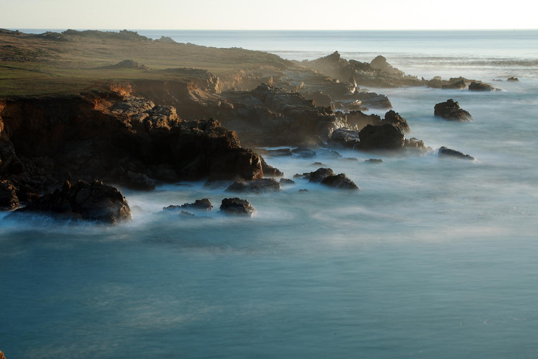The California Coast by Iamidaho