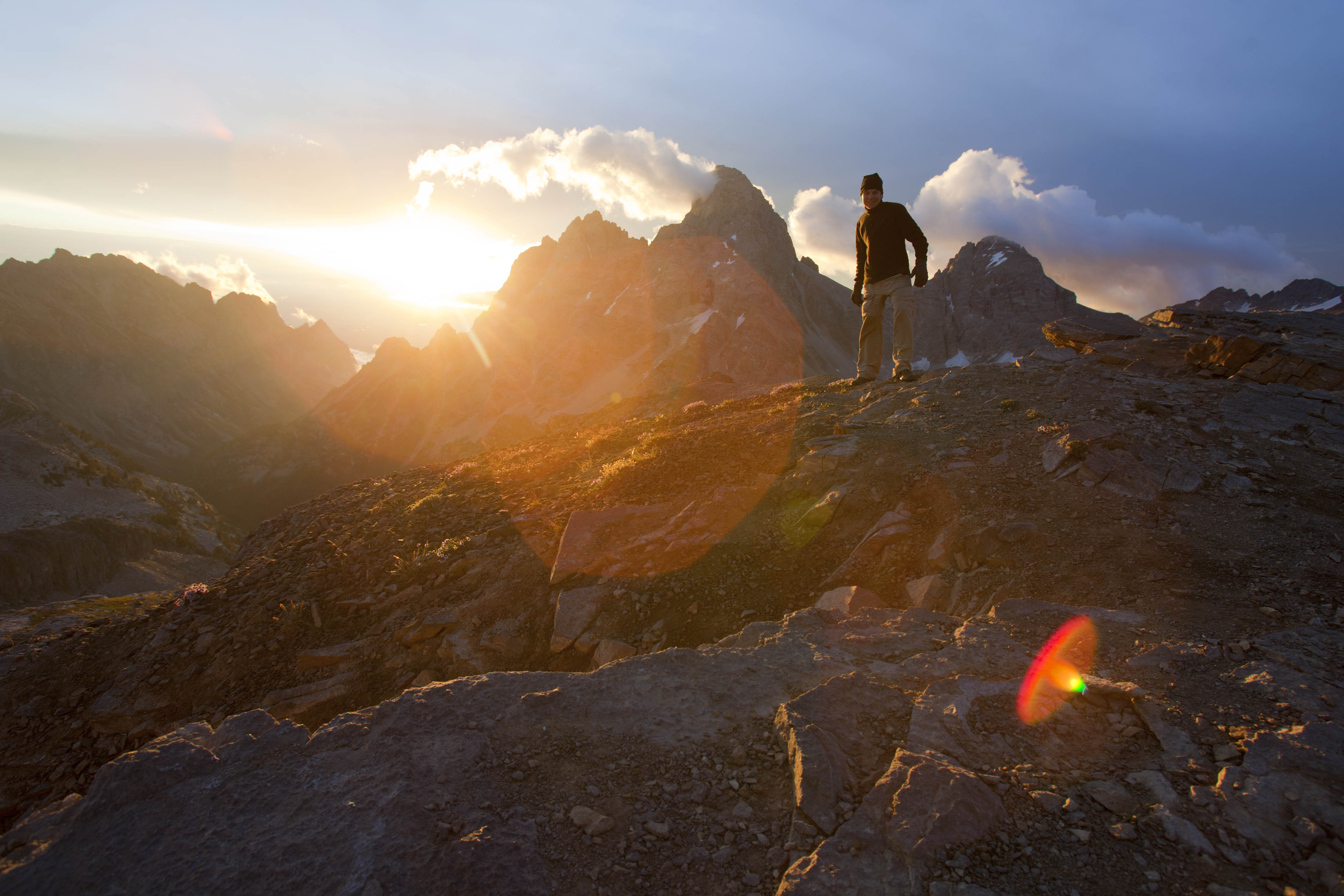 Table Mountain Sunrise By Iamidaho On Deviantart