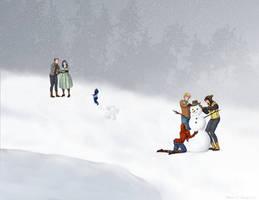 MDV: SS - Snow Day
