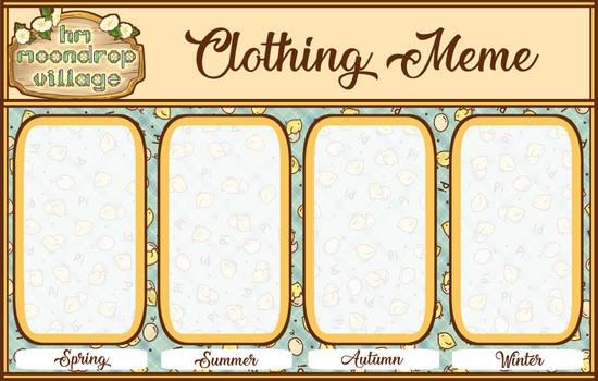 HM-MDV: Clothing Meme